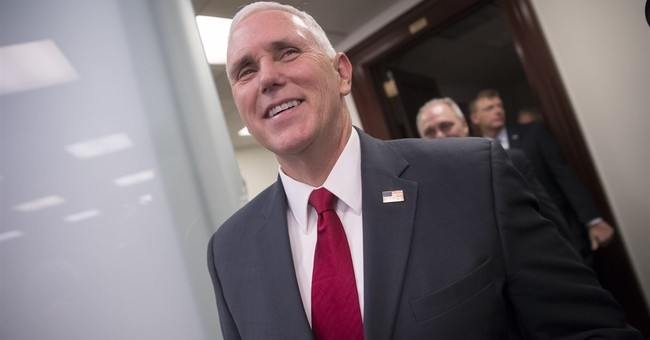 Obama, Pence harden 'Obamacare' battle lines at Capitol